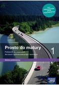 Maciej Antek, Krzysztof Belka, Piotr Grabowski - Matematyka LO 1 Prosto do matury Podr ZP w.2019 NE