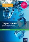 Romuald Hassa, Aleksandra Mrzigod, Janusz Mrzigod - Chemia LO 1 To jest chemia Podr. ZP wyd. 2019 NE