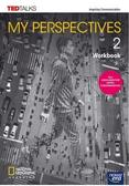 praca zbiorowa - J. Ang. LO My Perspectives 2 WB NE