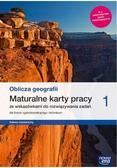 Dorota Burczyk, Violetta Feliniak, Bogusława Marc - Geografia LO 1 Oblicza geografii KP ZR w.2019 NE