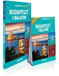 praca zbiorowa - Explore! guide light Budapeszt i Balaton w.2019