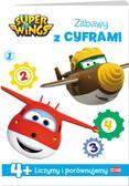 Super Wings Zabawy z cyframi. UCL-3101