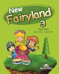 Jenny Dooley, Virginia Evans - New Fairyland 3 PB EXPRESS PUBLISHING