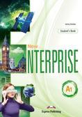 Jenny Dooley - New Enterprise A1 SB + DigiBook