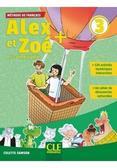 Colette Samson - Alex et Zoe plus 3 podręcznik + CD MP3
