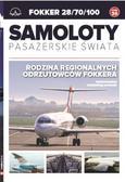 praca zbiorowa - Samoloty pasażerskie świata T.36 Fooker 28/70/100