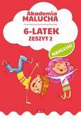 Akademia malucha 6-latek Zeszyt 2