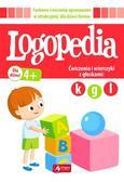 Logopedia Ćwiczenia i wierszyki z głoskami. k g l