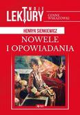 Sienkiewicz Henryk - Nowele i opowiadania