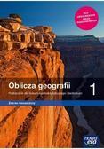 Malarz Roman, Więckowski Marek, Kroh Paweł - Oblicza Geografii 1 Podręcznik ZR LO