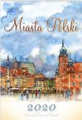 Kalendarz 2020 Reklamowy Miasta Polski RW09