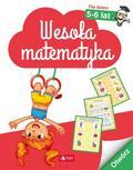praca zbiorowa - Wesoła matematyka dla dzieci w wieku 5-6 lat