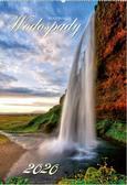 Kalendarz 2020 Reklamowy Wodospady RW17