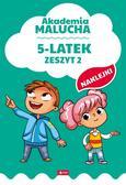 Opracowanie zbiorowe - Akademia malucha 5-latek Zeszyt 2