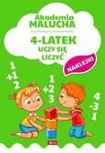 Opracowanie zbiorowe - Akademia malucha 4-latek uczy się liczyć