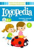 Opracowanie zbiorowe - Logopedia Ćwiczenia i wierszyki z głoską r