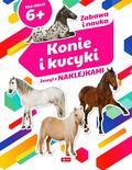 Opracowanie zbiorowe - Konie i kucyki Zeszyt z naklejkami