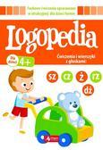 Opracowanie zbiorowe - Logopedia Ćwiczenia i wierszyki z głoskami sz, cz, dż, ż/rz