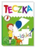 Joanna Babula (ilustr.), Elżbieta Lekan - Teczka 4-latka