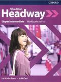 Liz and John Soars, Jo McCaul - Headway 5E Upper Intermediate WB + key OXFORD