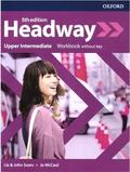 Liz Soars, John Soars, Jo McCaul - Headway 5E Upper Intermediate WB without key