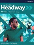 praca zbiorowa - Headway 5E Advanced WB + key OXFORD