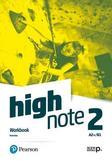 Opracowanie zbiorowe - High Note 2 Workbook +  Online Practice