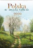 Kalendarz 2020 Reklamowy Polska w malarstwie RW11