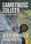 David Roberts, Alex Hannold - Samotność solisty. Wspinaczka w stylu free solo