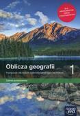 Malarz Roman, Więckowski Marek - Oblicza geografii 1 Podręcznik Zakres podstawowy. Szkoła ponadpodstawowa