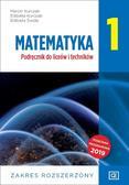 Marcin Kurczab, Elżbieta Kurczab, Elżbieta Świda - Matematyka LO 1 podr ZR NPP w.2019 OE PAZDRO