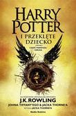 Joanne K. Rowling, John Tiffany, Jack Thorne - Harry Potter i przeklęte dziecko w.spcecjalne BR