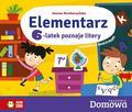 Straburzyńska Joanna - Domowa Akademia Elementarz  6-latek poznaje litery