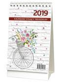 Kalendarz 2020 Biurkowy Stojący Trójdzielny