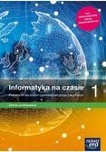 Mazur Janusz, Perekietka Paweł, Talaga Zbigniew, - Informatyka na czasie podręcznik 1 liceum i technikum zakres podstawowy
