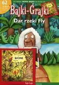 praca zbiorowa - Bajki-Grajki. Dar rzeki Fly (gazetka + CD)