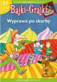 Jadwiga Kozieradzka - Bajki-Grajki. Wyprawa po skarby (gazetka + CD)