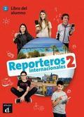 praca zbiorowa - Reporteros Internacional 2 podręcznik