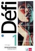 praca zbiorowa - Defi 1 Podręcznik + CD LEKTORKLETT