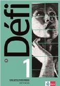 praca zbiorowa - Defi 1 ćwiczenia + CD LEKTORKLETT