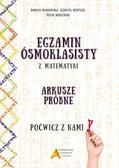 Masłowska Dorota, Mentzen Elżbieta, Nodzyńs Piotr - Egzamin ósmoklasisty z matematyki - Arkusze próbne