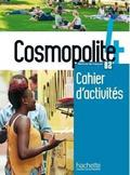Nathalie Hirschsprung, Tony Tricot - Cosmopolite 4 zeszyt ćwiczeń +CD HACHETTE