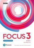 praca zbiorowa - Focus 3 2ed. WB B1/B1+ Online Practice PEARSON