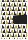 Kalendarz menadżerski DM6 trójkąty