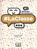 Delphine Jegou, Cedric Vival - LaClasse A1 książka + DVD