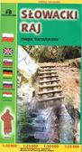 praca zbiorowa - Mapa turystyczna - Słowacki raj