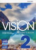 Sharman Elizabeth, Duckworth Michael - Vision 2 Student`s Book. Liceum i technikum