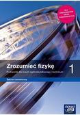 Braun Marcin, Byczuk Agnieszka, Byczuk Krzysztof, - Nowe fizyka odkryć fizykę era podręcznik 1 liceum i technikum zakres rozszerzony