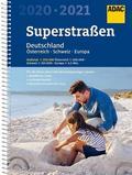 praca zbiorowa - ADAC SuperStrassen Niemcy, Austria... 2020/2021