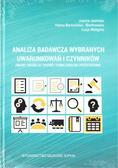 Joanna Jasińska, Hanna Borucińska-Bieńkowska, Łuc - Analiza badawcza wybranych uwarunkowań...